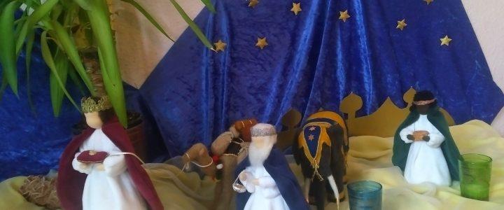 Das Dreikönigsspiel